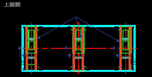 ディスプレイ3列設置