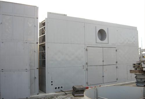 トンネル工事用防音扉 モデル50-1